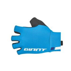 Rukavice GIANT Race Day, kratki prsti, plava