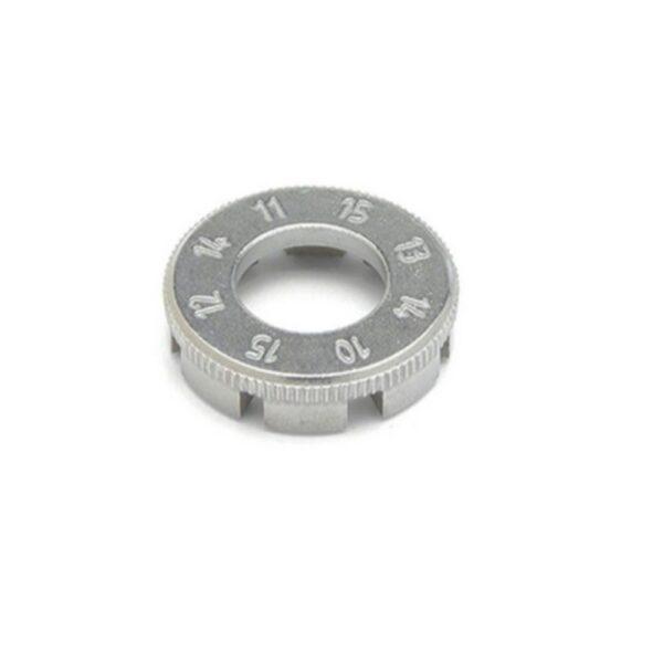 GIANT O-Type, ključ za niple, srebrna