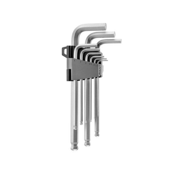 GIANT Toolshed Pro set ključeva imbus/imbus glava