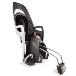Stražnja dječja sjedalica Hamax Caress, siva/bijela/crna