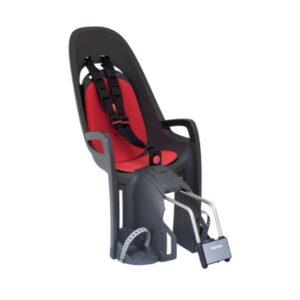 Stražnja dječja sjedalica Hamax Zenith siva/crvena
