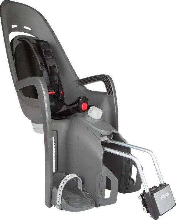 Stražnja dječja sjedalica Hamax Zenith Relax siva/crna