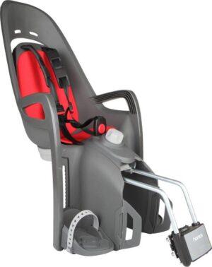 Stražnja dječja sjedalica Hamax Zenith Relax siva/crvena