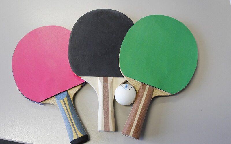 Kako odabrati reket za stolni tenis?
