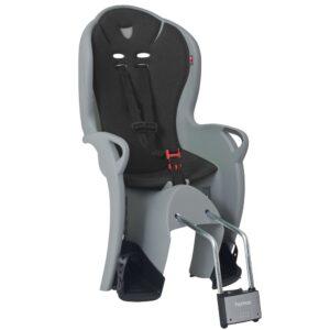 Sjedalica stražnja Hamax Kiss siva/crna