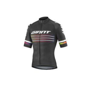 Majica GIANT Race Day Black Edition, kratki rukavi