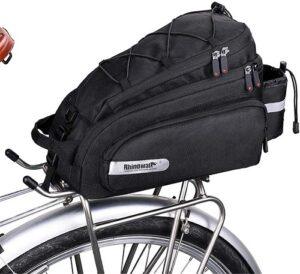 Torba za prtljažnik bicikla Rhinowalk, 12 litara