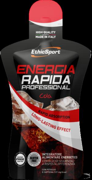 ETHIC SPORT GEL ENERGIA RAPIDA PROFESSIONAL COLA 50ml