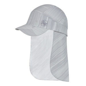 KAPA BUFF PACK SAHARA CAP GREVERS LIGHT GREY S/M
