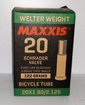 Zračnica Maxxis Welter Weight 20×1,90/2,125 AV