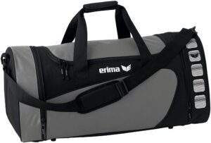 Sportska torba Erima Club 5 veličina L, siva