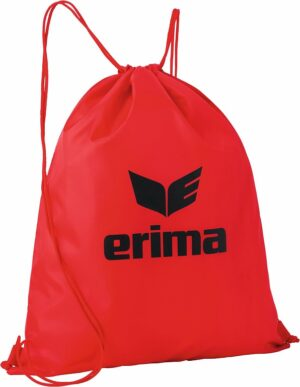 Torba za fitnes Erima Club 5, 40×50 cm, crvena
