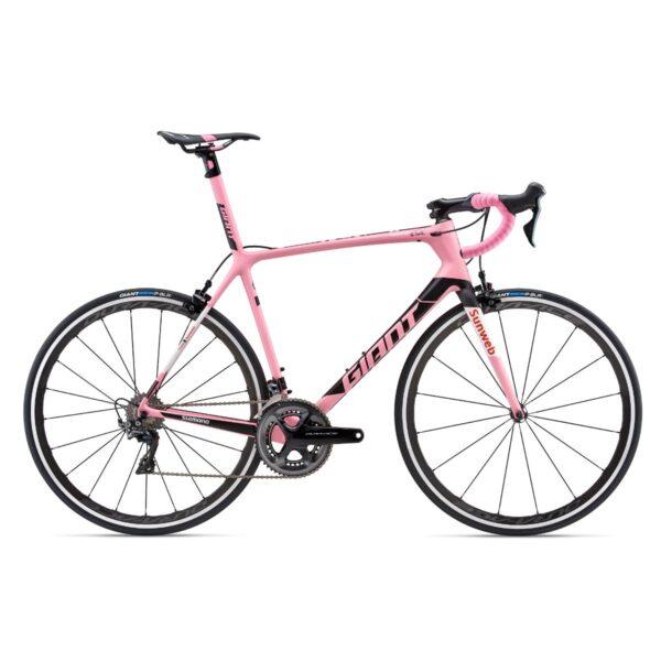 Bicikl TCR Advanced SL Maglia Rosa