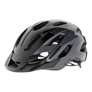 GIANT Prompt biciklistička kaciga, crna/siva boja