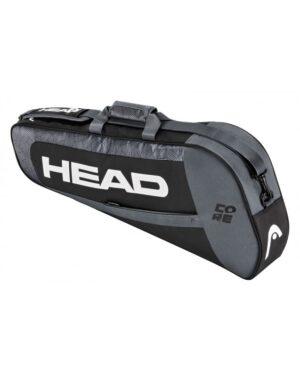 HEAD torba CORE 3R Pro 2021, crna-bijela