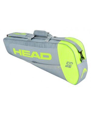 HEAD torba CORE 3R Pro 2021, siva-žuta