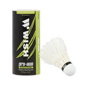 Wish Pro 808 set od 3 loptice za badminton