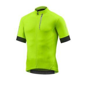 Majica GIANT Illume, kratki, žuta