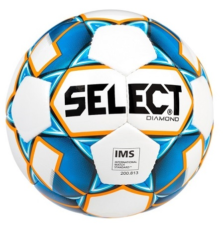 Nogometna lopta Select Diamond IMS approved