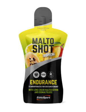 ETHIC SPORT GEL MALTO SHOT ENDURANCE TROPICAL 50ml